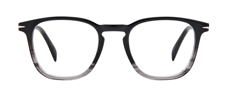 DB 1050 - Black Grey Horn - Frames