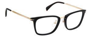 DB 7060/F - Black Gold - Frames