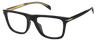 DB 7061/F - Black - Frames