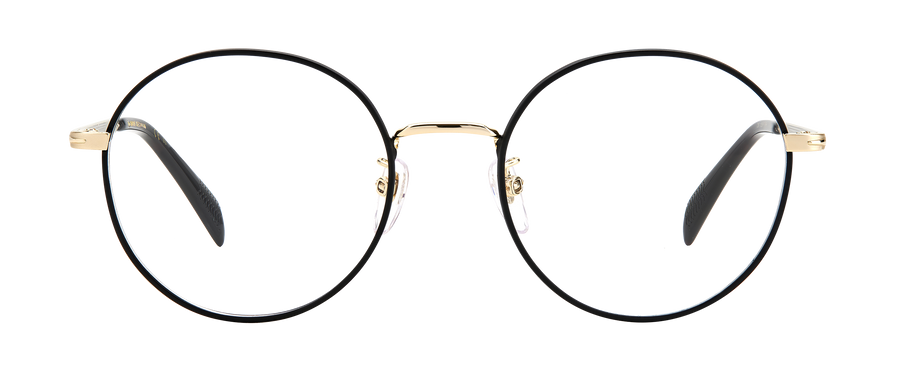 DB 1058/F - Gold Black - Frames