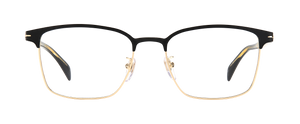 DB 1059/F - Matt Black Gold - Frames