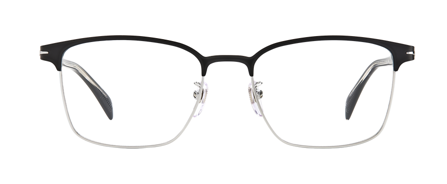 DB 1059/F - Ruthenium Matte Black - Frames