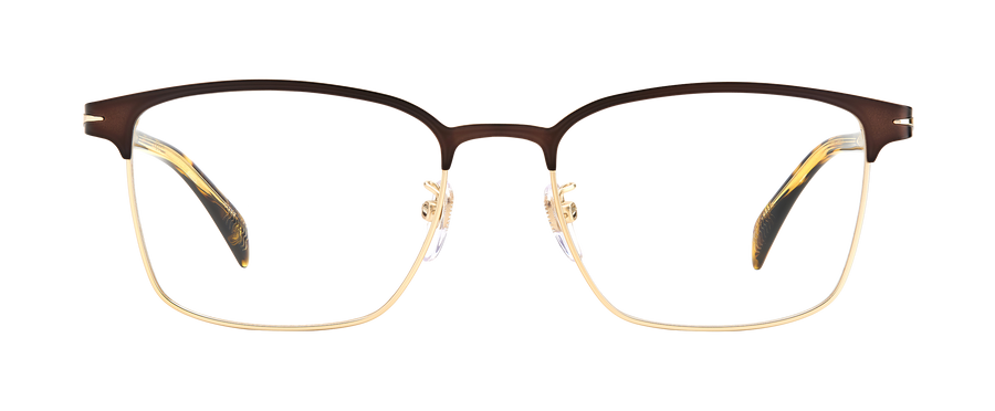 DB 1059/F - Matt Light Brown Matt Light Gold Do - Frames