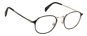 DB 7055 - Matt Black Gold - Frames
