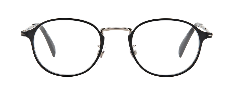 DB 7055 - Ruthenium Matte Black - Frames