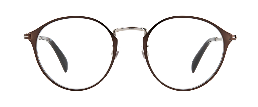 DB 7056 - Matte Brown Ruthenium - Frames