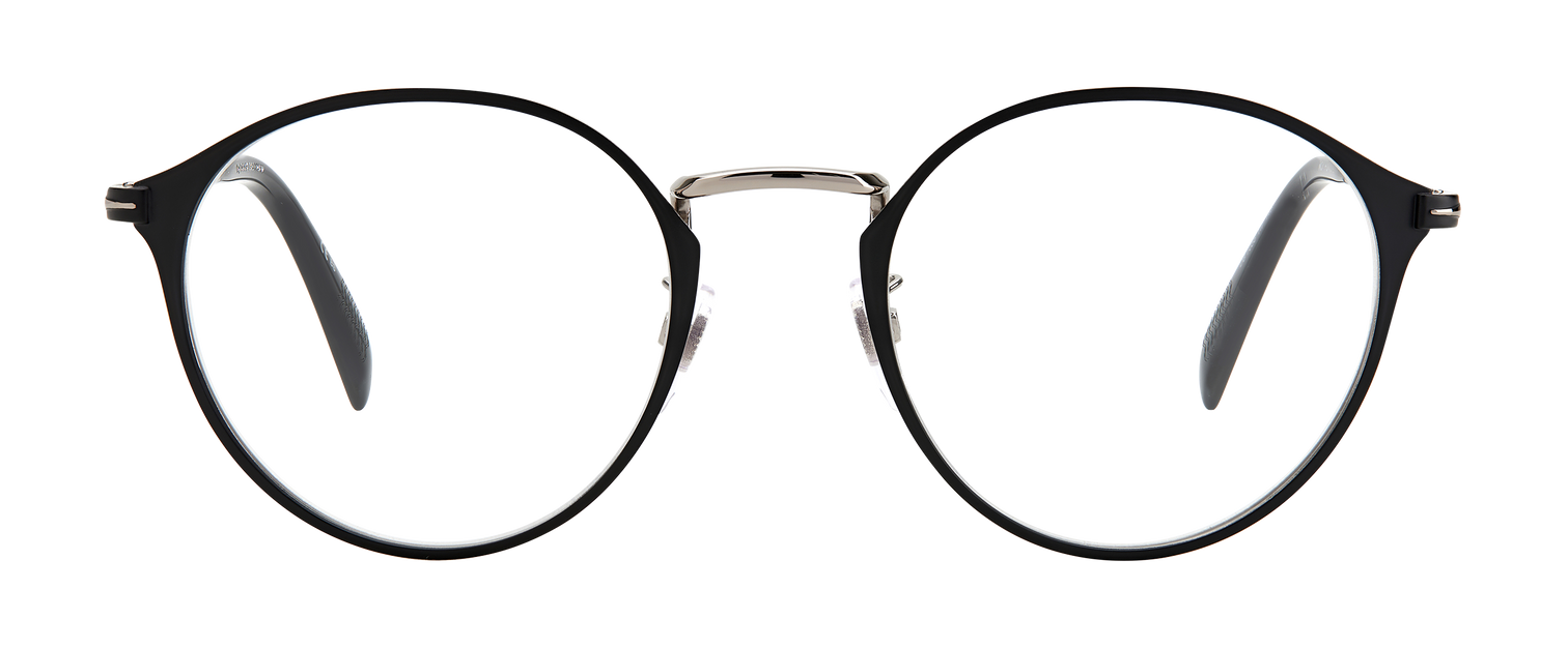DB 7056 - Ruthenium Matte Black - Frames