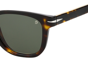 DB 1006/S - Dark Havana - Green