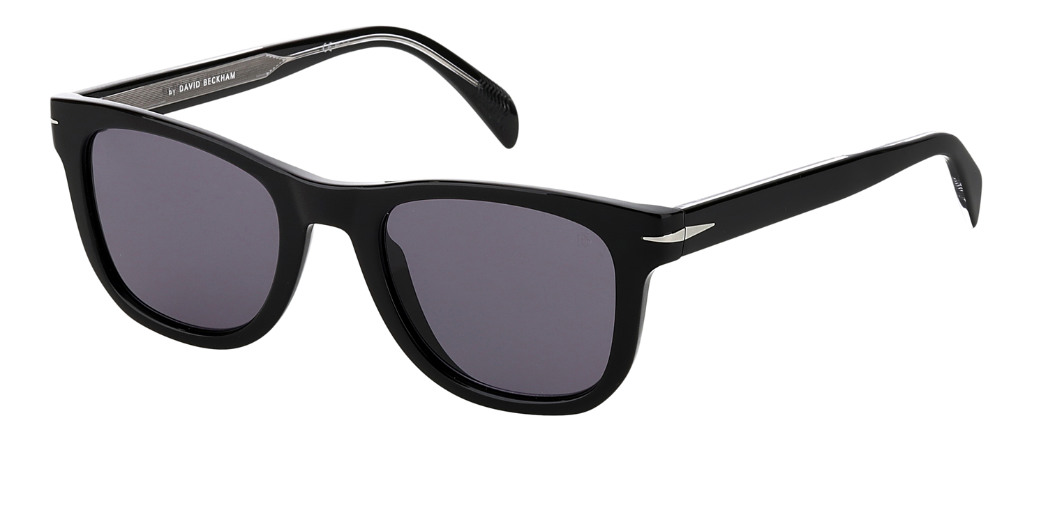 DB 1006/S - Black - Grey Polarized