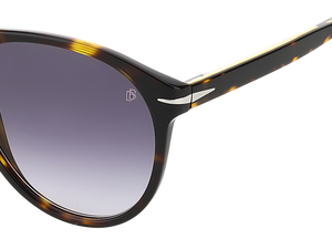 DB 1008/S - Dark Havana - Dark Grey Shaded