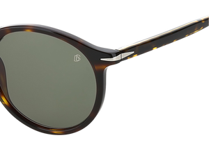 DB 1009/S - Dark Havana - Green