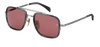 DB 7002/S - Ruthenium Grey Horn - Pink