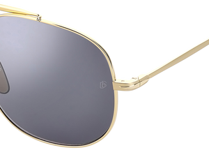 DB 7004/S - Gold - Silver Mirror