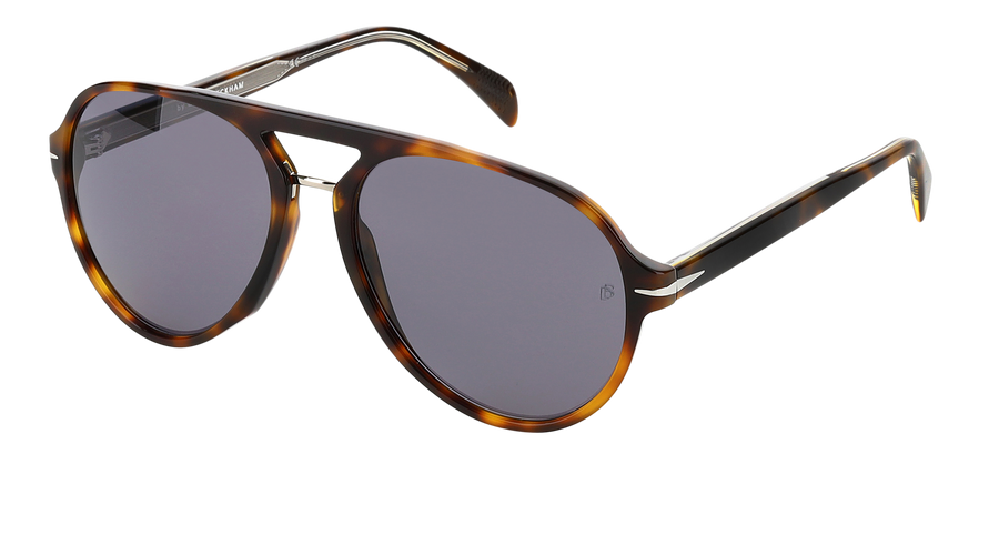 DB 7005/S - Brown Havana - Grey Polarized