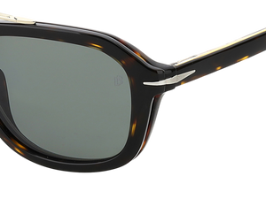 DB 7006/G/CS - Dark Havana - Green Polarized