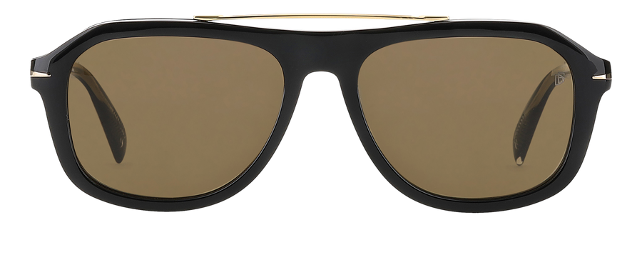 DB 7006/G/CS - Black - Brown Polarized