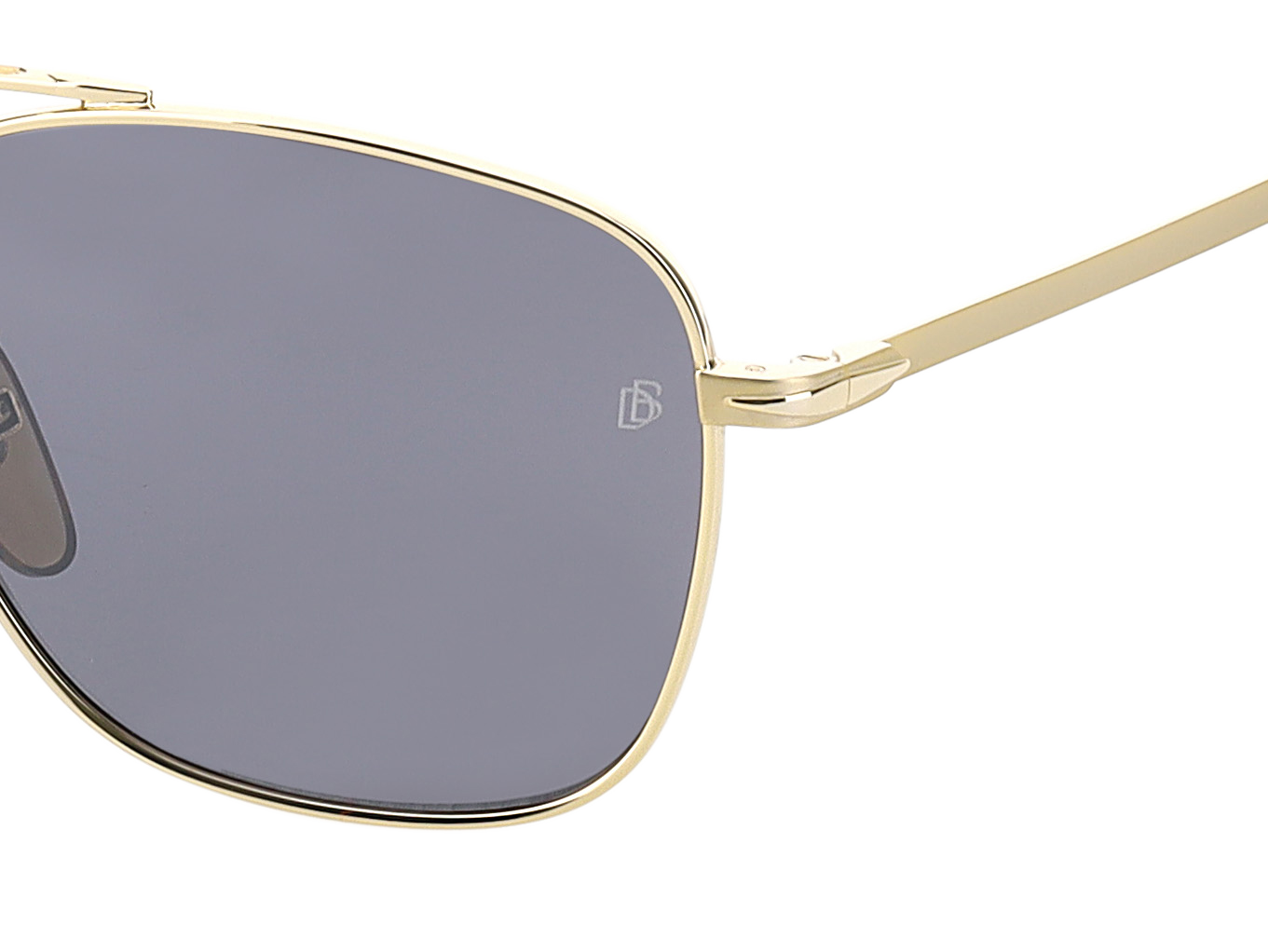 DB 7019/S - Gold - Silver Mirror