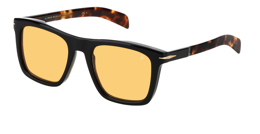 DB 7000/S - Black Havana - Orange