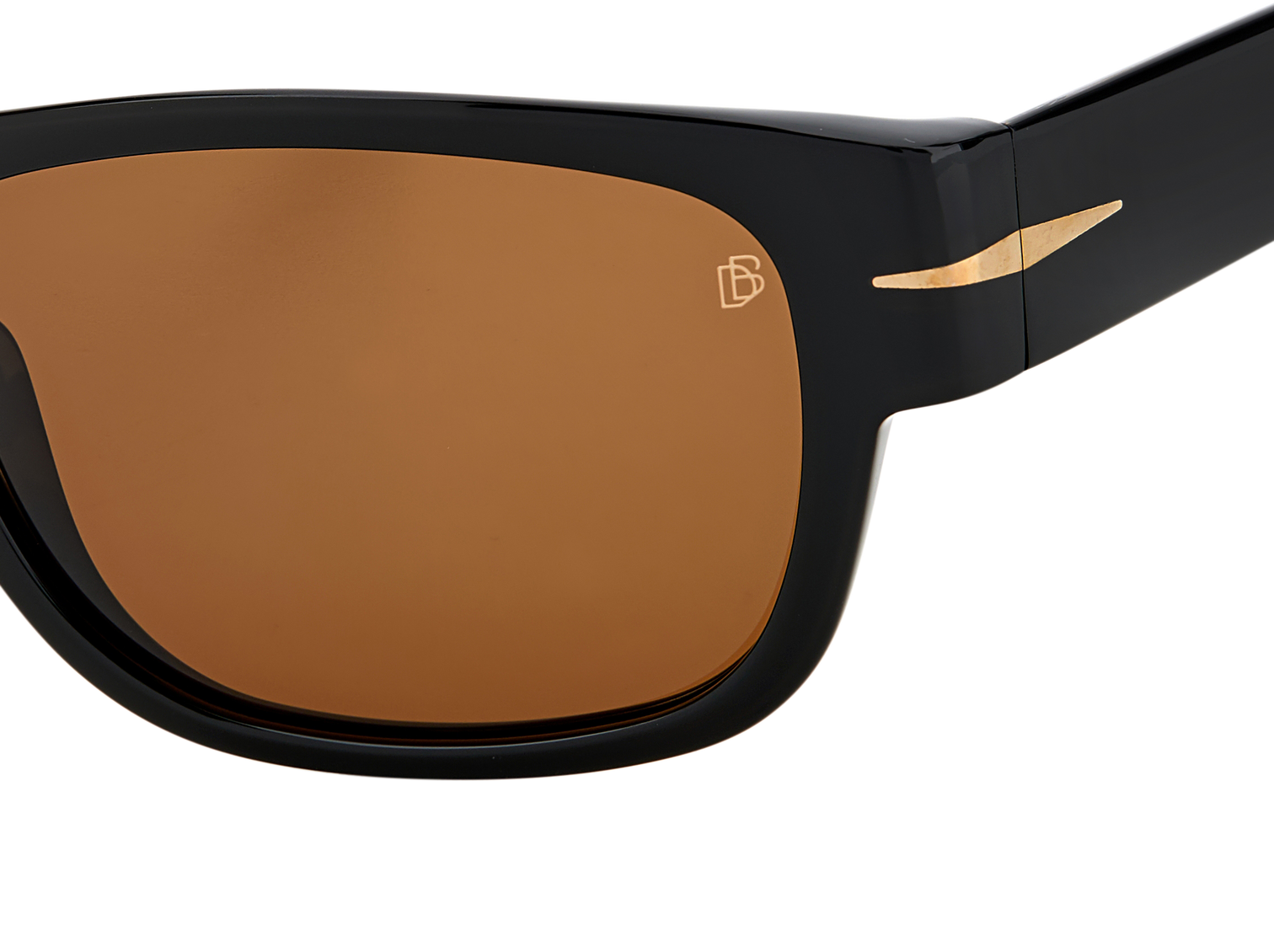 DB 7035/S - Black - Brown