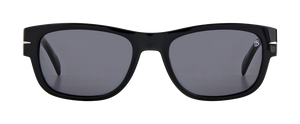 DB 7035/S - Black Palladium - Grey Polarized