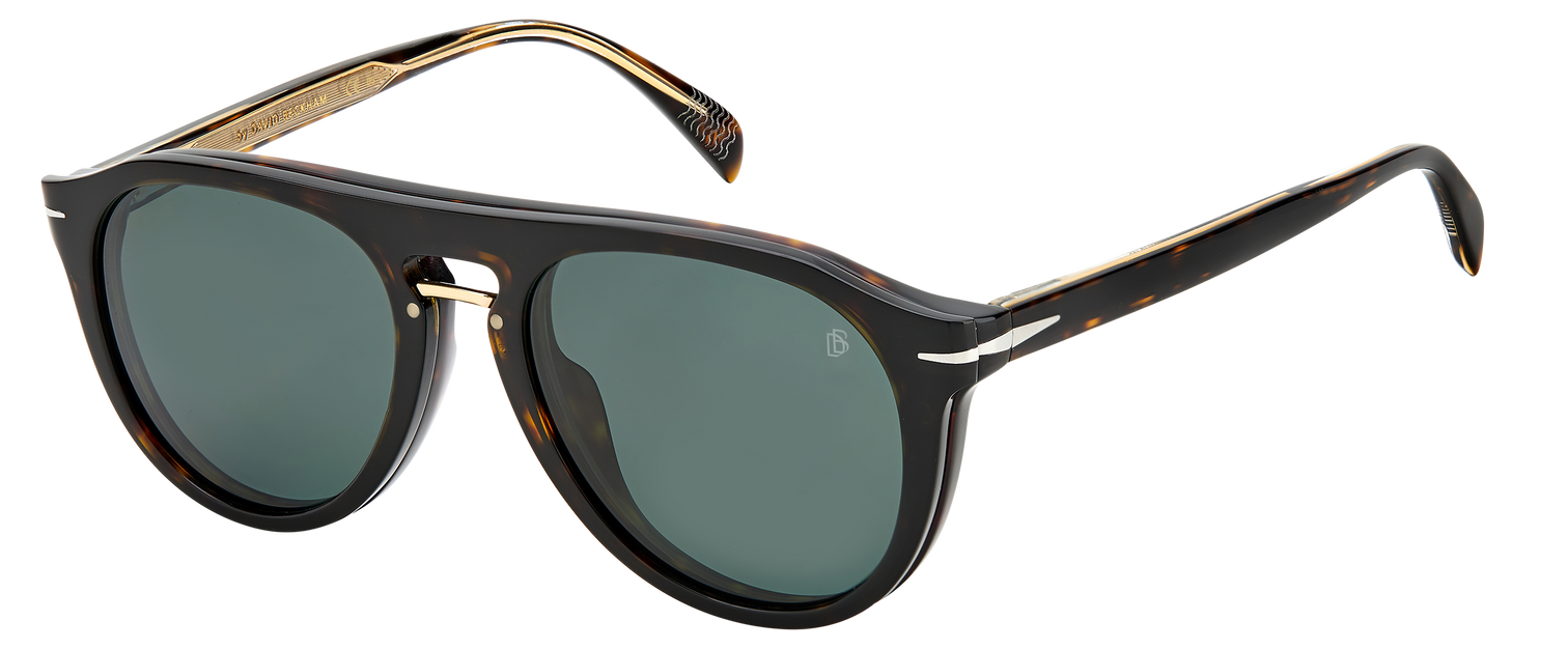 DB 7032/G/CS - Havana - Green Polarized