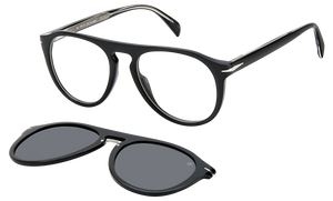 DB 7032/G/CS - Black Palladium - Grey Polarized