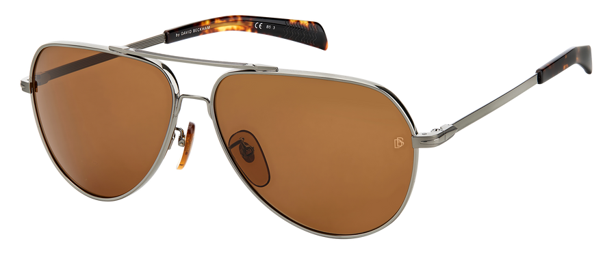 DB 7031/S - Ruthenium Havana - Brown