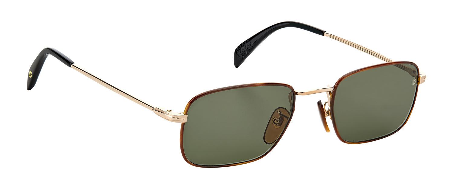DB 1035/S - Gold Havana - Green