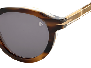 DB 7029/S - Brown Horn - Grey