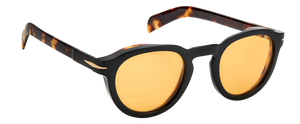 DB 7029/S - Black Havana - Orange