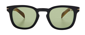 DB 7030/S - Black Horn - Green