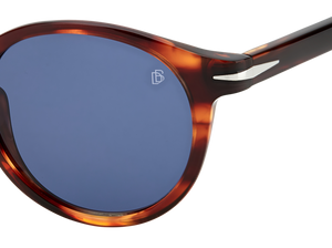 DB 1036/S - Red Havana - Blue Avio
