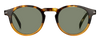DB 1036/S - Havana Horncamel - Green Lightgreen Antireflex