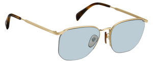 DB 1038/F/S - Gold Havana - Azure Photocromatic
