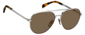 DB 7037/G/S - Palladium Havana Grey Palladium - Brown