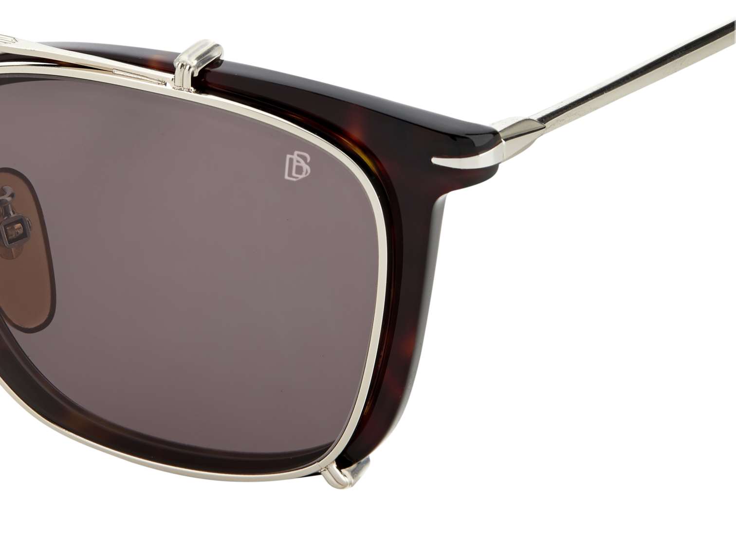 DB 1037/G/CS - Dark Havana - Grey