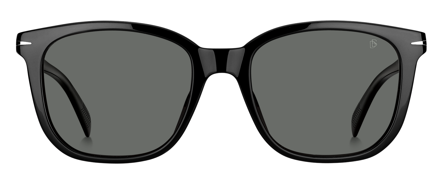 DB 1030/F/S - Black Grey - Grey Polarized