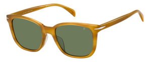 DB 1030/F/S - Honeybrown Creamhorn - Green