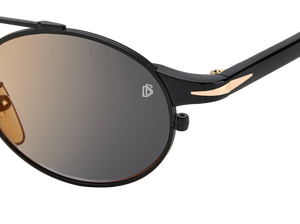 DB 1042/S - Black Gold - Grey Bronze Mirror