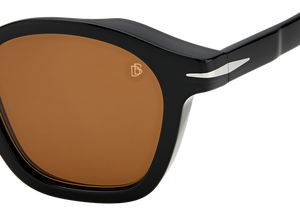 DB 7046/S - Black - Brown