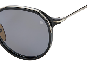 DB 1055/F/S - Black Ruthenium - Grey Polarized