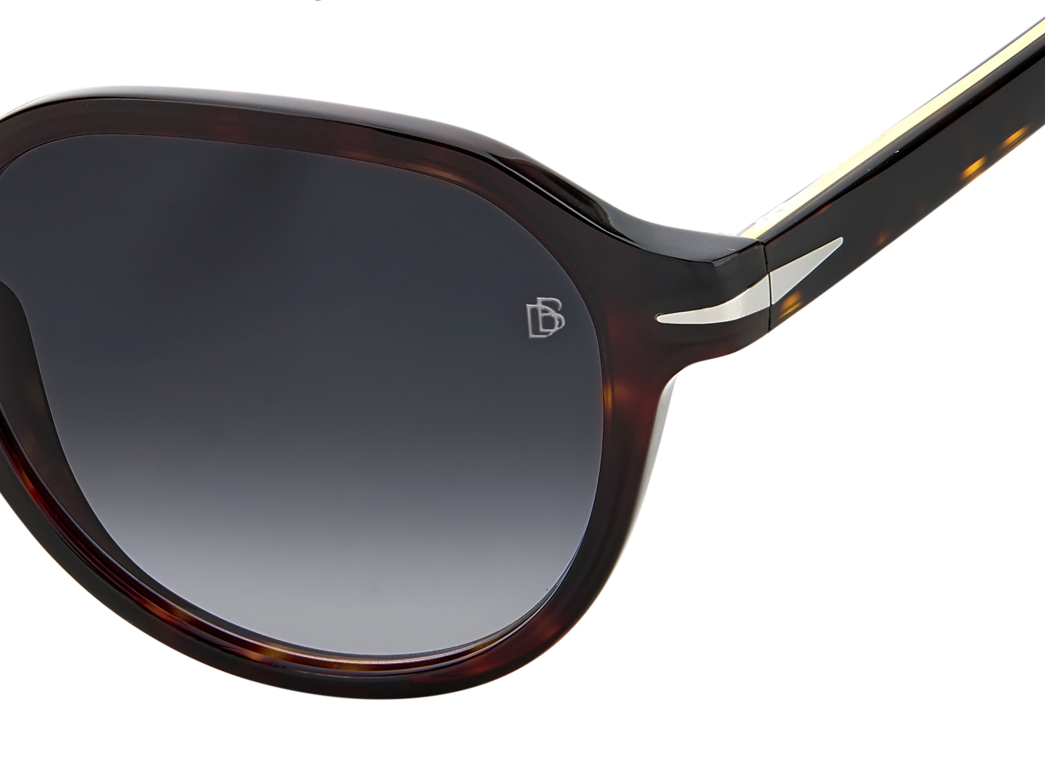 DB 1044/S - Havana - Dark Grey Shaded