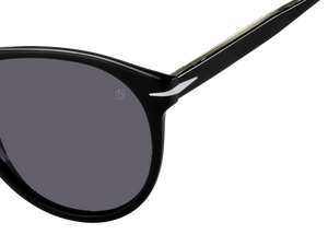 DB 1008/S - Black - Grey Polarized