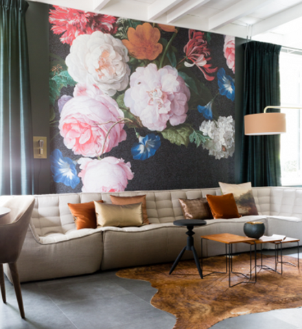 VTWonen / In love with your home again SBS6 17 May /27 December 2020 Eijffinger Wall Mural Masterpiece 358113