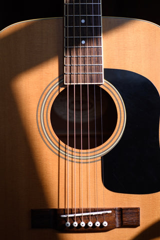 Acoustic Guitars (Steel & 12-String)