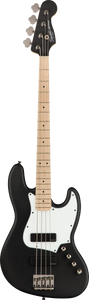 Squier Contemporary Active Jazz Bass Maple Fingerboard Flat Black
