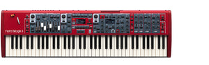 Nord Stage 3 Compact - 73-note Semi-Weighted Waterfall keybed