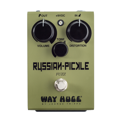 Way Huge WHE408 Russian Pickle Fuzz Pedal