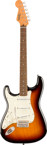 Squier Classic Vibe '60s Stratocaster® Left-Handed, Laurel Fingerboard, 3-Color Sunburst