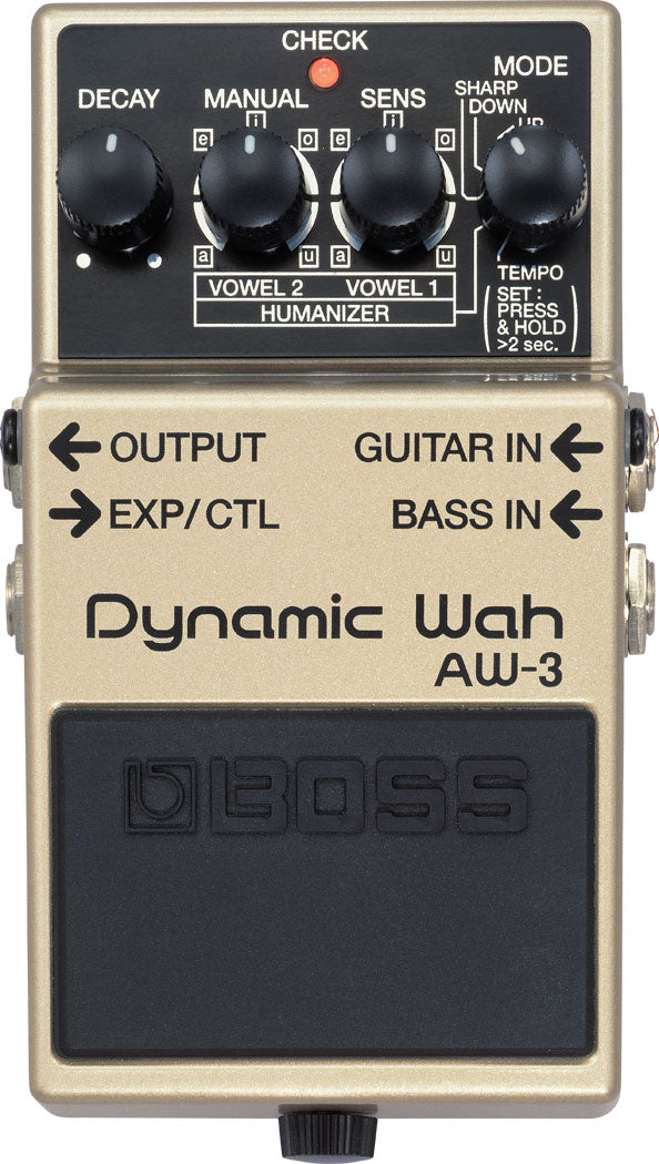 Boss Aw-3 Dynamic Wah